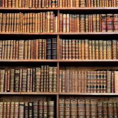 Фототапет Hobby Книги 0001